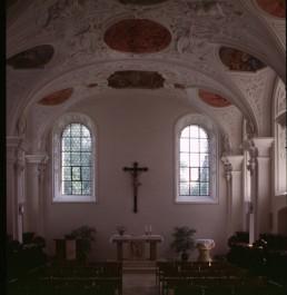 Benedictine Church in Zwiefalten, Germany by architect Johann Michael Fischer