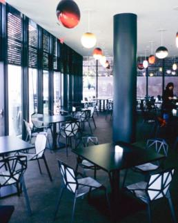 CAFE Herzog de Meuron de Young seum San Francisco