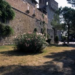 San Giovanni Gate in San Gimignano, Italy