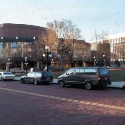 Ordway Music Center in St. Paul, Minnesota by architect Benjamin Thompson Associates
