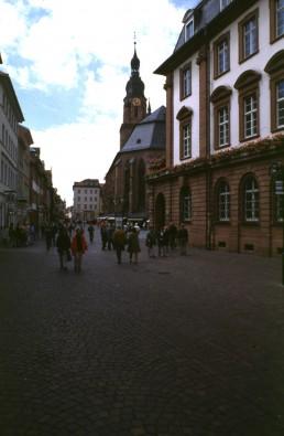 Church of the Holy Spirit in Heidelberg, Germany