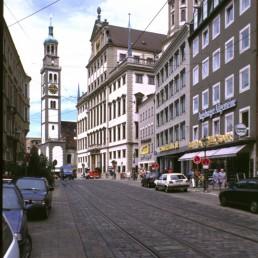Augsberg in Augsburg, Germany