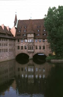 Hospital in Nuremberg, Germany