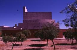 Fine Arts Center Arizona State University in Tempe, Arizona by architect Antoine Predock