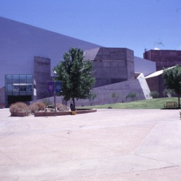 Arizona State Science Center in Phoenix, Arizona by architect Antoine Predock