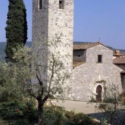 Spaltenna in Chianti, France