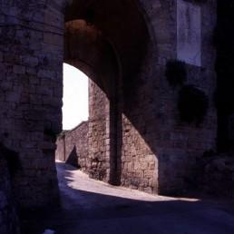 Monteriggioni in Monteriggioni, Italy