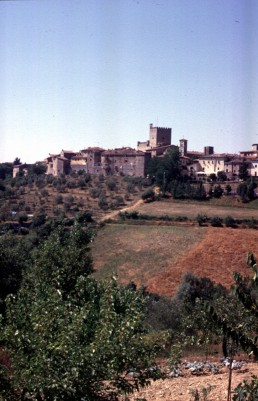Castellina in Chianti in Castellina in Chianti, Italy