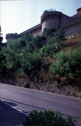 Fortezza in Volterra, Italy