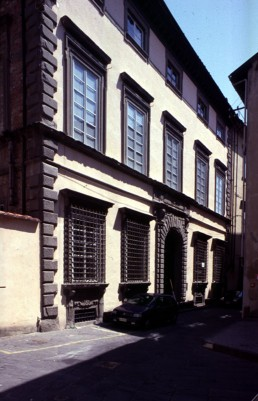 Palazzo Pfanner in Lucca, Italy