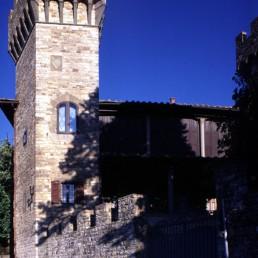 Castle Pauzano in Panzano