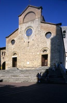 Collegiata di San Gimignano in San Gimignano, Italy