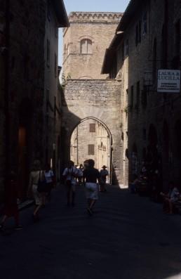 San Gimignano in San Gimignano, Italy