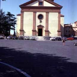 Collegiata di San Martino in Sinalunga, Italy