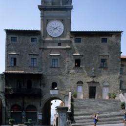 Palazzo Comunale, Cortona in Cortona, Italy