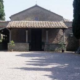 San Niccolo in Cortona, Italy
