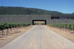 EXTERIOR Larry Speck Herzog de Meuron Dominus Winery Napa Valley California