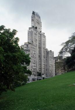 Edificio Kavanagh in Buenos Aires, Argentina by architects Gregorio Sanchez, Ernesto Lagos, Luis Maria de la Torre