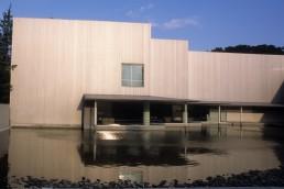 Higashiyama Kaii Gallery in Nagano, Japan by architect Yoshio Taniguchi