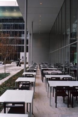 Museum of Modern Art in New York, New York by architect Yoshio Taniguchi