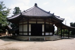 Horyu-ji in Nara, Japan