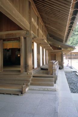 Izumo Grand Shrine in Izumo, Japan
