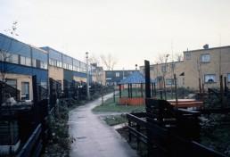 Byker Development in Newcastle upon Tyne, UK by architect Ralph Erskine