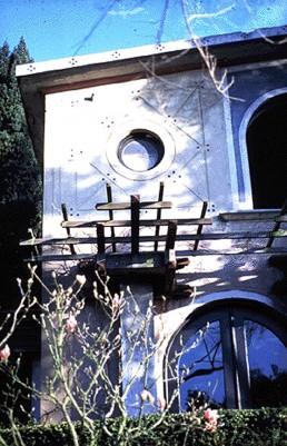 Lawson House in Berkeley, California by architect Bernard R. Maybeck