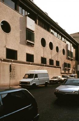 Banco Popolare in Verona, California by architect Carlo Scarpa
