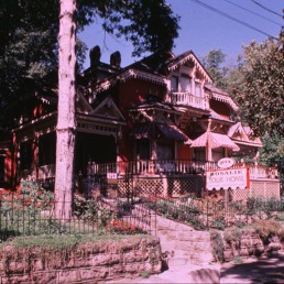 Rosalie Tour Home in Eureka Springs, Arizona