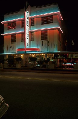 Fairmont Hotel in Miami Beach, Florida by architect L. Murray Dixon