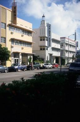 Kent Hotel in Miami Beach, Florida by architect L. Murray Dixon