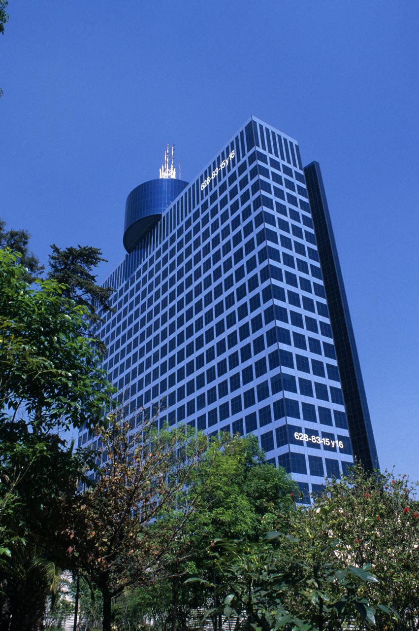 World Trade Center Mexico City Larry Speck