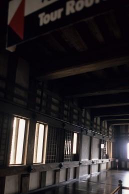 Himeji Castle in Himeji, Japan