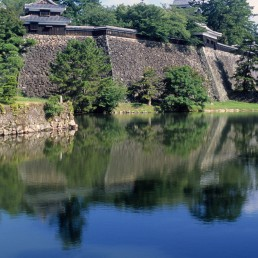 Matsue Castle in Matsue, Japan
