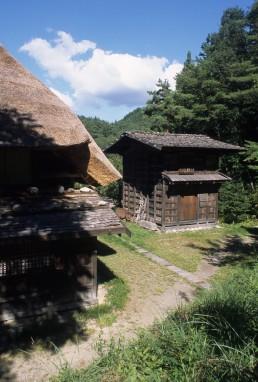 Hida Folk Village in Takayama, Japan