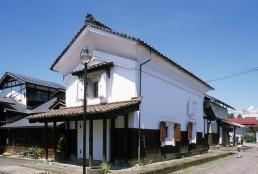 Kura in Kitakata, Japan