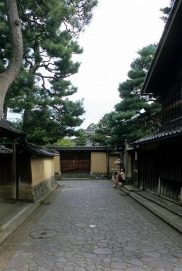 Nagamachi in Kanazawa, Japan