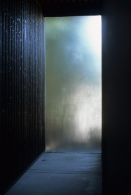 Go'o Shrine in Naoshima, Japan by architect Hiroshi Sugimoto