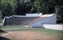 North Jutland Museum in Ålborg, Denmark by architect Alvar Aalto