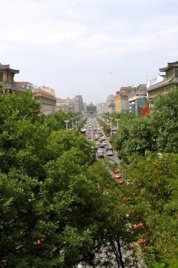 Xi'an in Xian, China