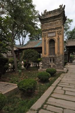Great Mosque of Xi'an in Xian, China