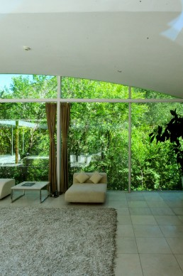 Furniture House in Beijing, China by architect Shigeru Ban