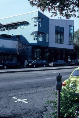 Tipping Building in Berkeley, California by architect Fernau & Hartman