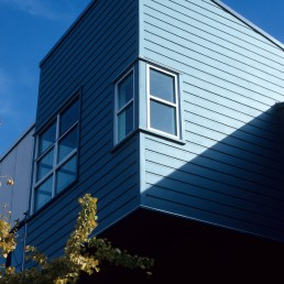 Tipping Building in Berkeley, California by architect Fernau & Hartman