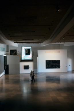 Phoenix Art Museum in Phoenix, Arizona by architects Tod Williams, Billie Tsien, Alden Dow/Blaine Drake