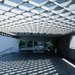 Arizona Science Center in Phoenix, Arizona by architect Antoine Predock