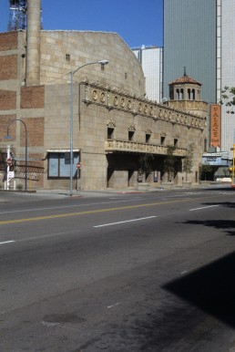 Orpheum Theatre in Phoenix, Arizona by architect Lescher & Mahoney