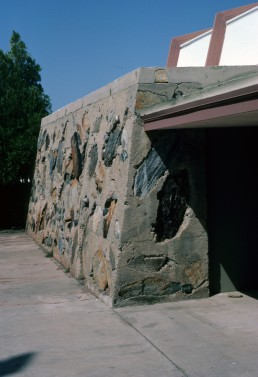 Taliesin West in Scottsdale, Arizona by architect Frank Lloyd Wright