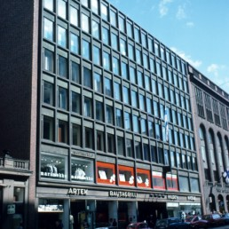 Rautatalo Office Building in Helsinki, Finland by architect Alvar Aalto